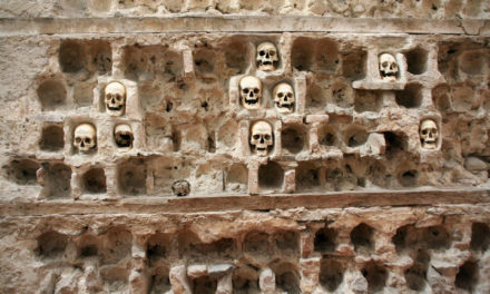 Skull Tower – Niš