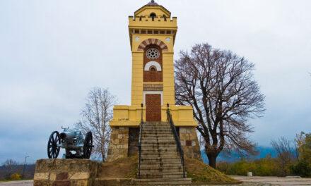 Čegar Monument – Niš