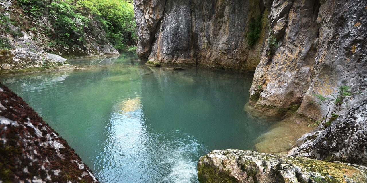 Niševac Gorge – Svrljig