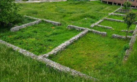 Roman Villa – Kralev Dol